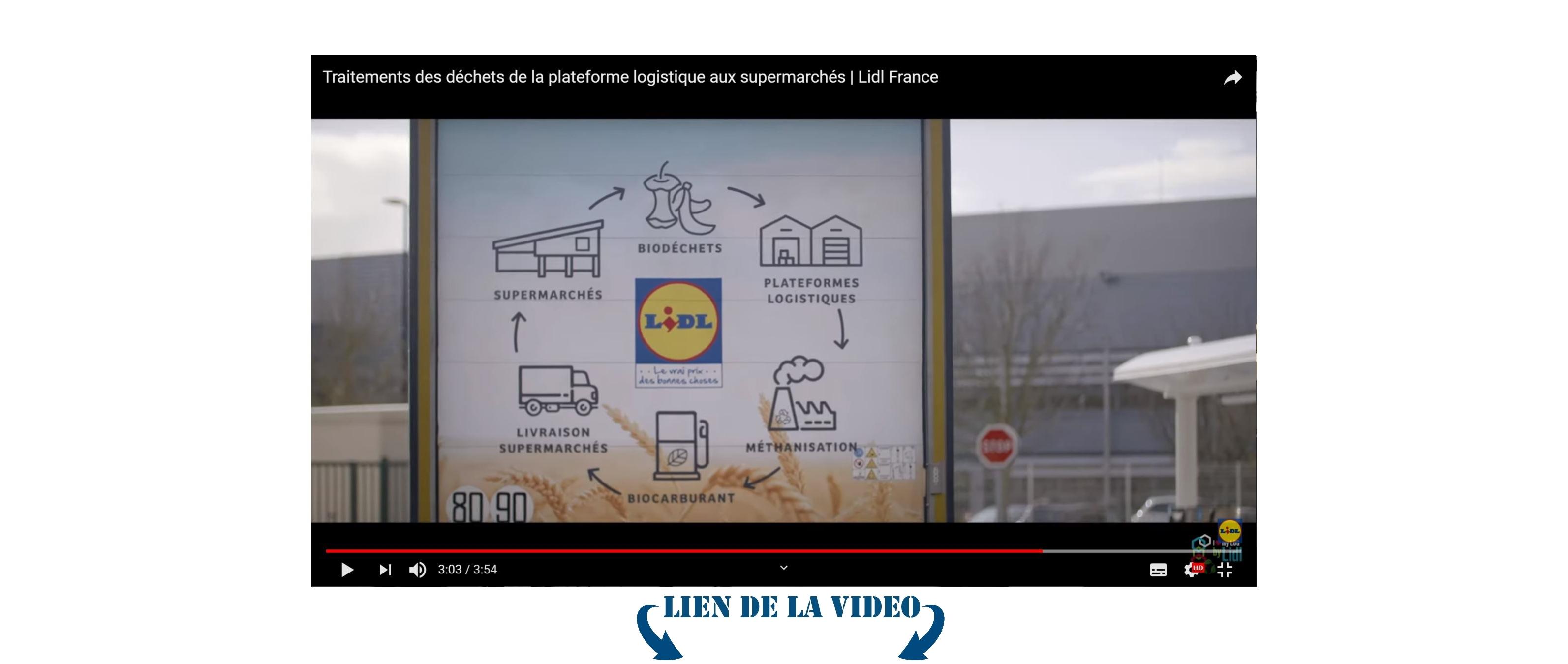 Traitement déchets LIDL